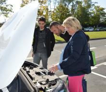 Compétence infrastructures de charge pour véhicules électriques