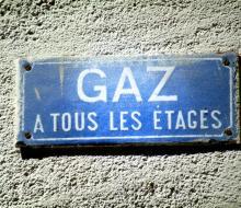 Compétence gaz
