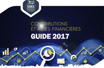 Guide des contributions et aides financières 2017