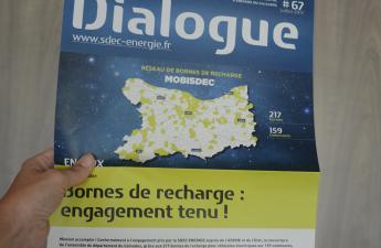 Journal d'information DIALOGUE n° 67 - Juillet 2017