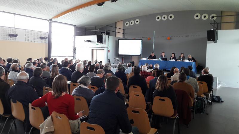 Réunion de présentation : nouveaux marchés groupement d'achat d'énergies le 6 novembre 2019