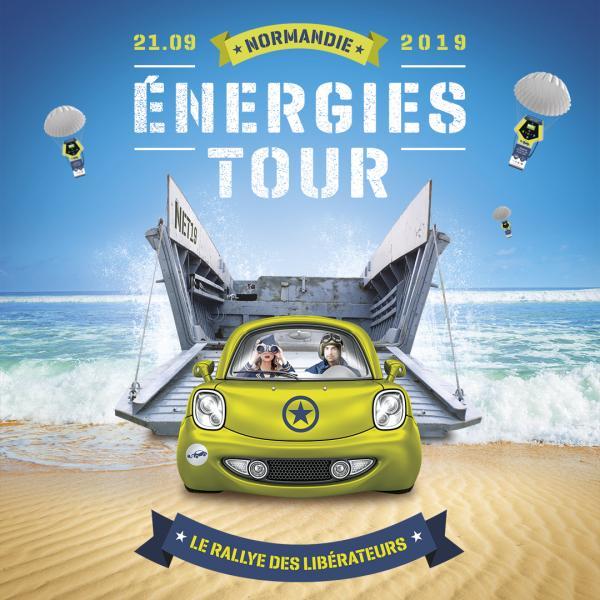 [NORMANDIE ENERGIES TOUR] Le Rallye des Libérateurs le samedi 21 septembre 2019