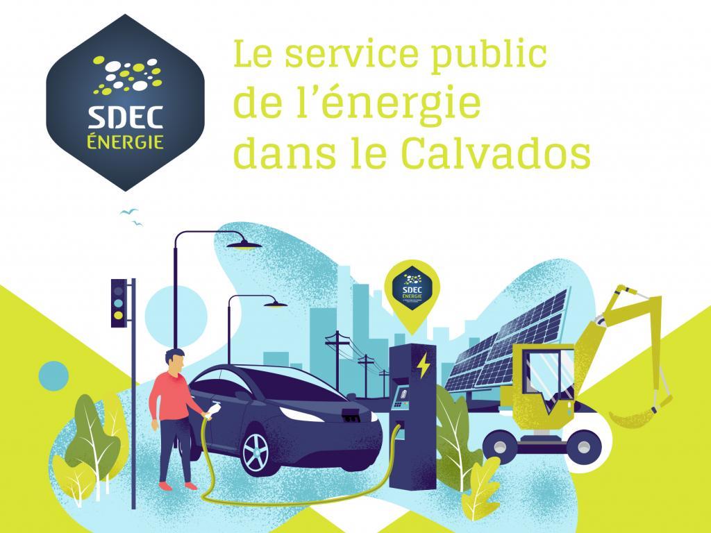Compétences et activités du SDEC ENERGIE
