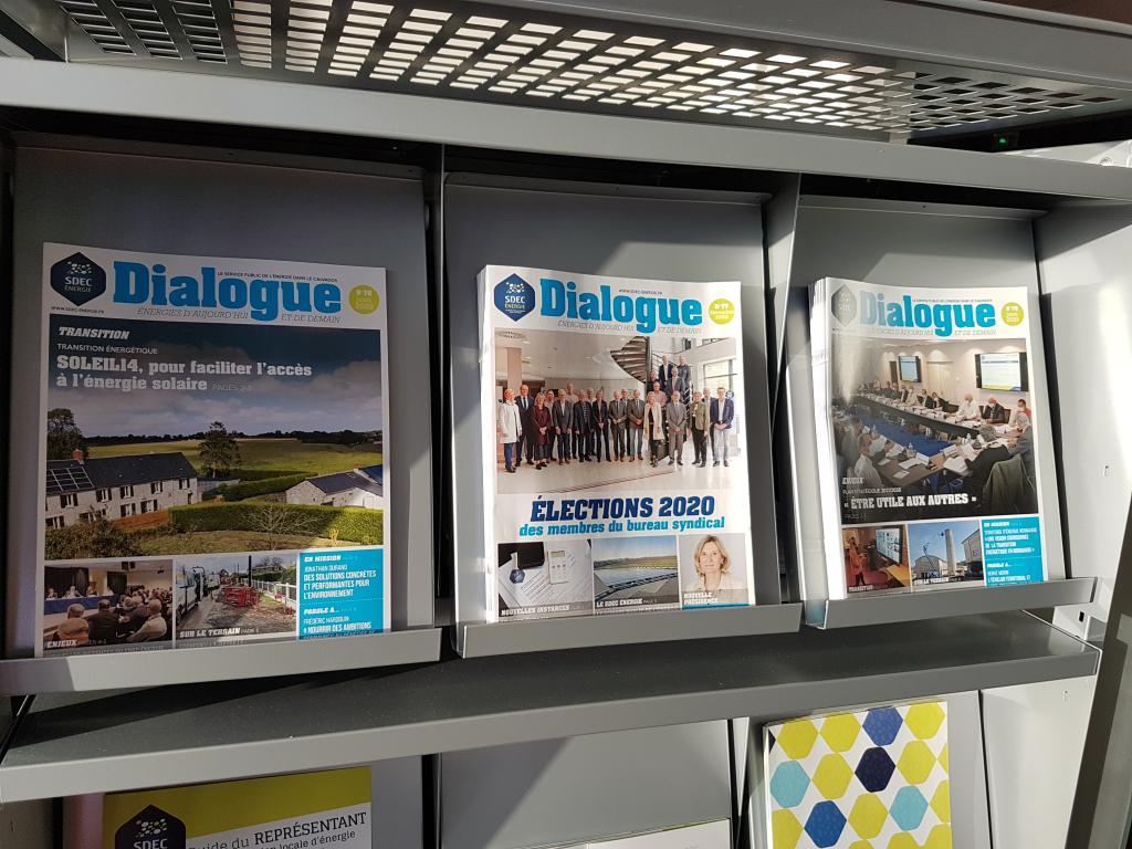 Journal d'information DIALOGUE