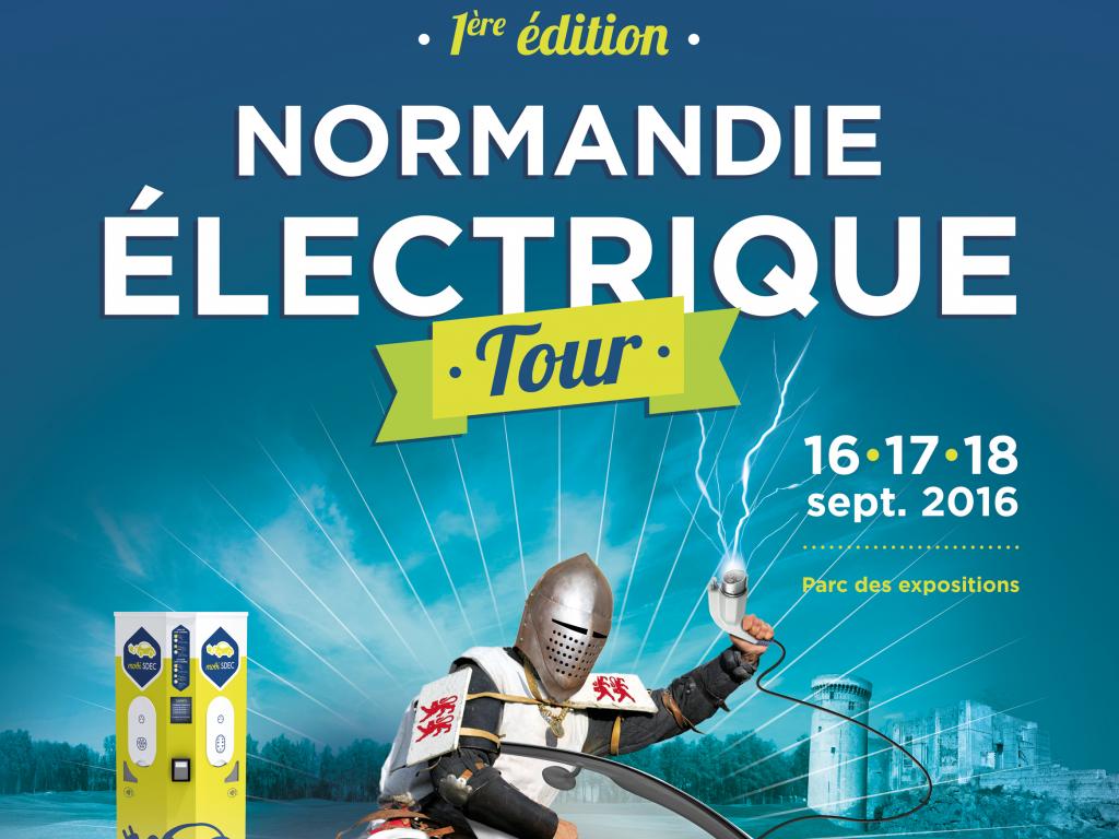 16 au 18 septembre 2016 - Normandie Electrique Tour