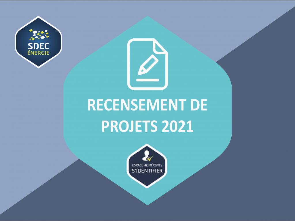 [QUESTIONNAIRE COLLECTIVITÉS] Complétez le recensement de vos projets 2021 avant le 15 janvier 2021