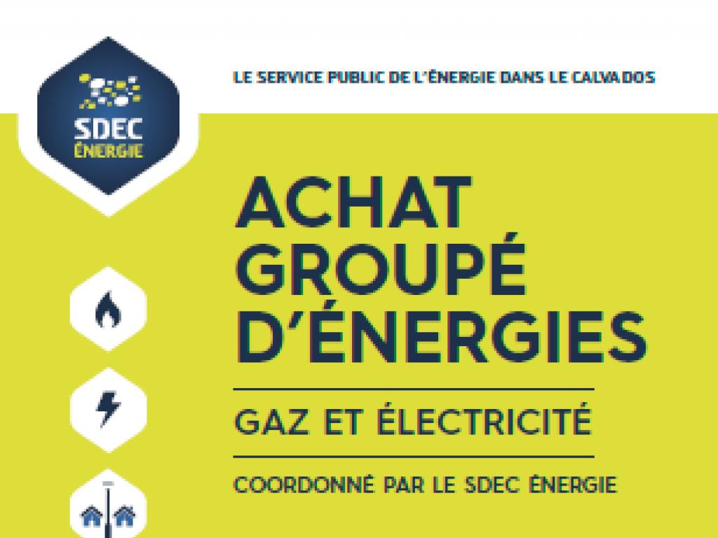 Le SDEC ENERGIE coordonne un nouveau groupement d'achat d'énergies gaz et électricité à l'échelle de la Normandie