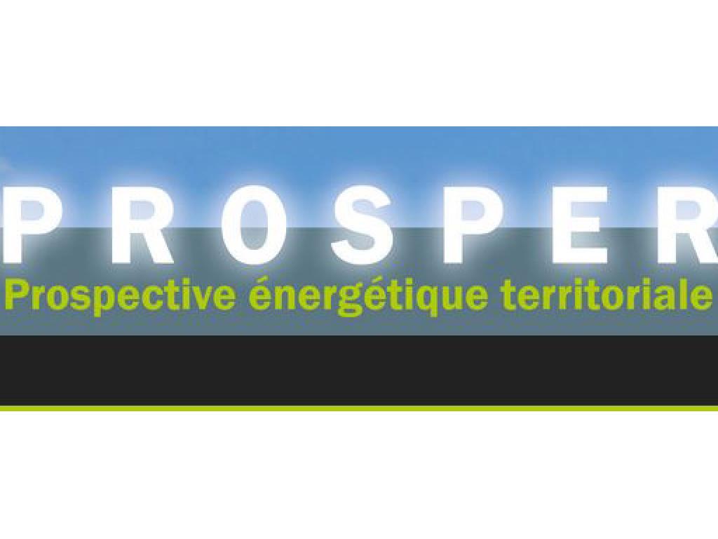 Outil de prospective énergétique PROSPER