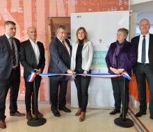 [TRANSITION ENERGETIQUE] Inauguration de la Fabrique Energétique : échanges, formation, innovation (crédits photo : Stéphane Dévé)