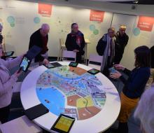 A la Fabrique Energétique, la réalité virtuelle au service des PCAET (crédits photos : Stéphane Dévé)