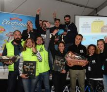 """Les vainqueurs du circuit court """"130 km"""""""