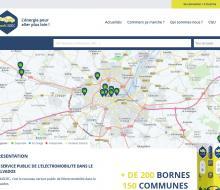 Page d'accueil de www.mobisdec.fr