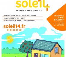[SOLEIL14] Installez des panneaux solaires dans le Calvados