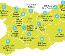 [ELECTIONS 2020] Carte de représentation des collèges des communes au comité syndical