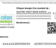 utte contre la précarité énergétique : le chèque énergie remplace les tarifs sociaux de l'énergie
