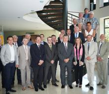 Décès de Jacques TALBOT, ex vice-Président et membre du Bureau du SDEC ENERGIE depuis 2001