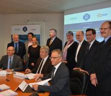 [SERVICE PUBLIC DE L'ELECTRICITE] Le SDEC ENERGIE et Enedis investissent 73 M€ dans le Calvados le 21 décembre 2018