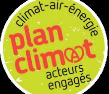 Plan Climat Air Energie Territorial (PCAET) - Logo