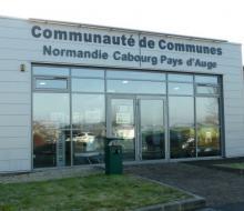 Siège de la Communauté de communes Normandie Cabourg Pays d'Auge à Dives-sur-Mer