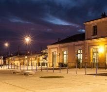 Eclairage public Bayeux