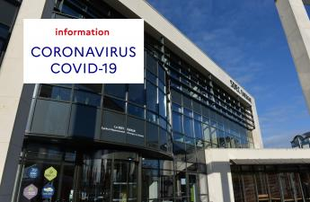 [CORONAVIRUS - COVID-19] Informations reprise de l'activité au SDEC ENERGIE