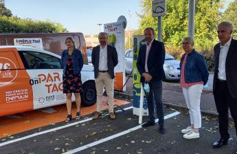 [MOBILITÉ] Un service de véhicules électriques en auto-partage pour les habitants du Pays de Falaise