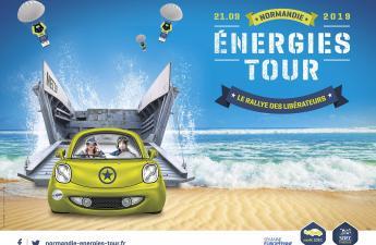 [NET2019] 49 équipages au départ de la 4ème édition du Normandie Energies Tour - Rallye des Libérateurs le samedi 21 septembre 2019