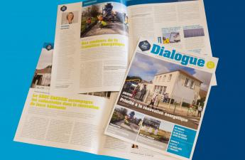 Journal d'information du SDEC ENERGIE - Dialogue 79 - Avril 2021