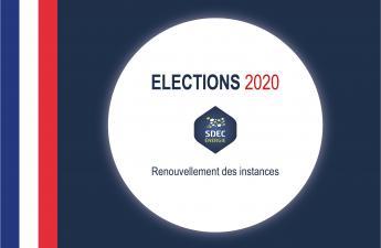 [ELECTIONS 2020] Tout savoir sur le renouvellement des instances du SDEC ENERGIE