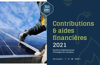 Avril 2021 [AIDES FINANCIERES] Le guide des contributions et aides financières 2021 est paru