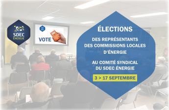 Du 3 au 17 septembre, élections des représentants des CLE au Comité pour le mandat 2020-2026