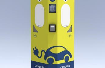 Inaugurations bornes de recharge MobiSDEC