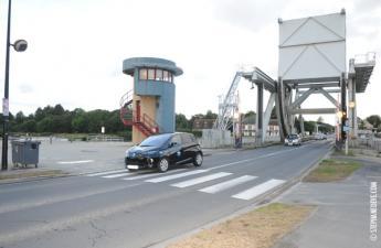 En passant par Pegasus Bridge à Bénouville