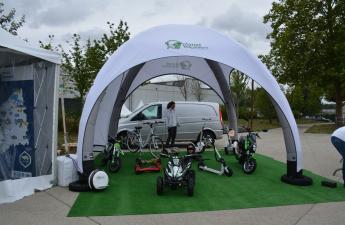 Village de l'électromobilité