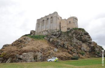 Au château de Falaise