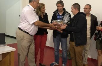 Remise prix parcours 200 km : 1er prix Syndicat d'Energie de l'Orne